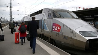 36 Tage Streik – mit dem Zug nach Frankreich klappt nicht