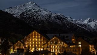 Über 3000 Urner besichtigen das Hotel Chedi in Andermatt