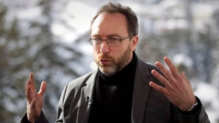 Wikipedia-Gründer: «Im Handy liegt unsere Zukunft»