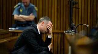Pistorius leidet an einer Angststörung