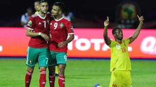 Titelanwärter Marokko scheitert gegen Benin