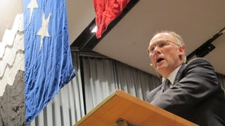 Aargauer SVP schickt stillen Schaffer in den Kampf ums «Stöckli»