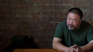 Künstler Ai Weiwei in chinesischem Gefängnis – für die Kunst