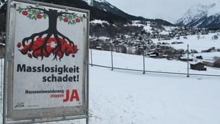 Klosters: Die Masseneinwanderungsinitiative und der Tourismus