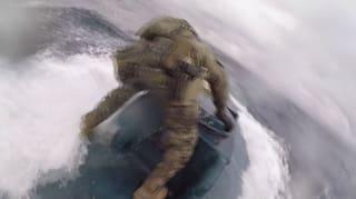 Dramatische Aktion der US-Küstenwache