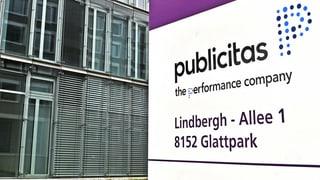 Publicitas befindet sich in Nachlassstundung