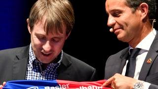 Fehlstart für Burgener als neuer FCB-Präsident