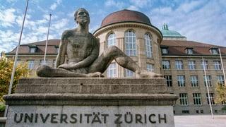 L'universitad da Turitg surpiglia ils 100'000 francs da l'ETH