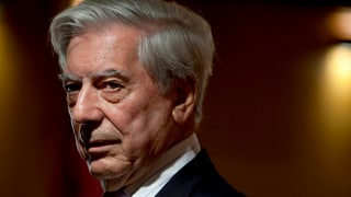 Mario Vargas Llosa: Eine Schwäche für traurige Helden