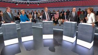 Abstimmungs-«Arena» zur «Altersvorsorge 2020»