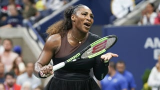 Serena Williams will beim Jubiläum endlich den Rekord