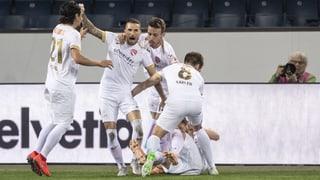 Gelmi schiesst Thun in den Cupfinal