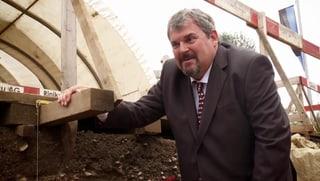 Der Bestatter auf Spurensuche bei den Archäologen