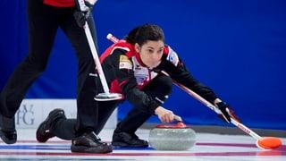 Curling – las Svizras cuntanschan a moda suverana il mezfinal