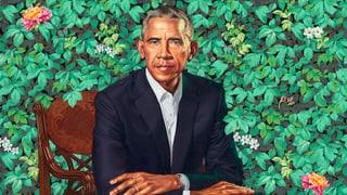 «Ziemlich scharf»: Die Obama-Porträts sind enthüllt