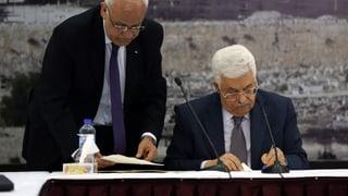 UNO prüft palästinensischen Beitritt zum Strafgerichtshof