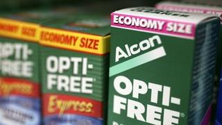 Novartis will sich von Sorgentochter Alcon trennen