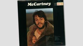Vaterglück auf McCartneys erstem Solo-Album? Der Schein trügt
