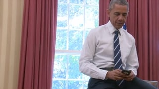 Obama verschenkt 11 Millionen