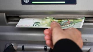 Als bancomats mancan las notas da 50 francs