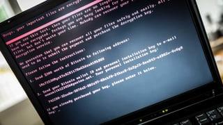 Die Behörden haben die Ermittlungen aufgenommen. Wer hinter der massiven Cyberattacke steckt, ist nach wie vor unklar.