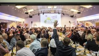 SVP zwischen Resignation und Zweckoptimismus