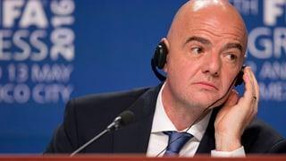 Fifa-Ethikwächter entlasten Infantino