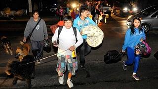 Heftiges Nachbeben in Chile