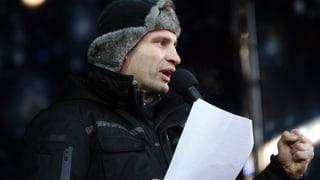 Janukowitsch wieder gesund – Klitschko ruft nach Bürgerwehren
