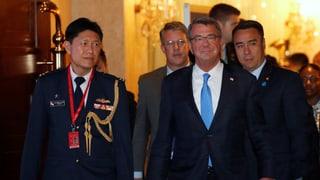 Rivalität der USA mit China dominiert Asien-Sicherheitsgipfel
