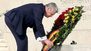 Joachim Gauck: Aufarbeitung dient der Freiheit