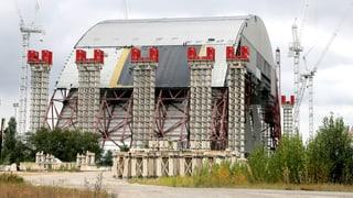 Tschernobyl-Sarkophag: «Goldener Esel für korrupte Funktionäre»