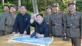 Corea dal Nord ha tratg danovamain ina racheta