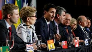 Kanada führt CO2-Abgabe ein – aber nicht überall