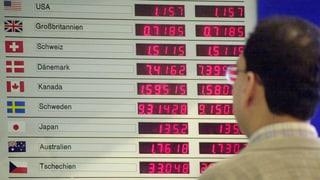 Kursmanipulationen: Schweizer Banken im Verdacht