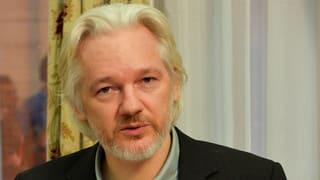 Investigaziuns cunter Assange parzialmain terminadas
