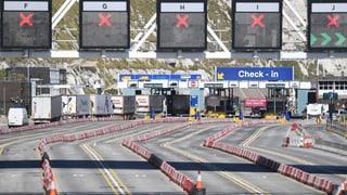 Wie sich Englands «Tor zu Europa» auf den Brexit vorbereitet