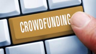 Auch Firmen kommen auf den Geschmack von Crowdfunding