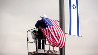 Trumps Symbolpolitik zementiert die palästinensische Ohnmacht