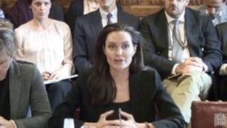 Angelina Jolie: Erschöpft und ausgelaugt