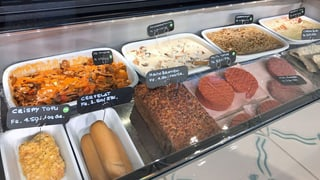 Die Fleischbranche ärgert sich über die Bezeichnungen von Vegi-Produkten