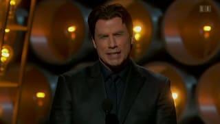 Nach Oscar-Patzer: John Travolta nervt sich über sich selbst