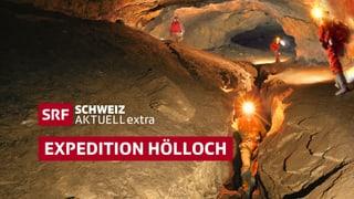 «Schweiz aktuell extra» live aus dem Hölloch