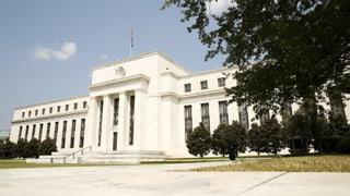 Die Notenbank dreht an der Zinsschraube
