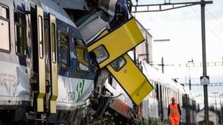 SBB-Chef Meyer: «Ein Zug fuhr zu früh ab»