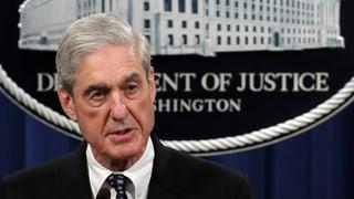 Sonderermittler Mueller sagt vor US-Kongress aus