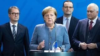 Die Migrationspolitik holt die Flüchtlingskanzlerin wieder ein