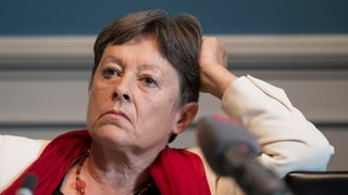 In der SP Bern regt sich Widerstand gegen Kiener Nellen