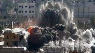 Kurden wehren neuen IS-Angriff auf Kobane ab
