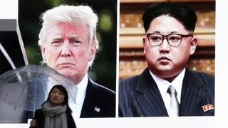 Hier könnte die Schweiz den USA-Nordkorea-Gipfel begleiten